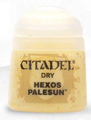 Citadel Paints - Hexos Palesun