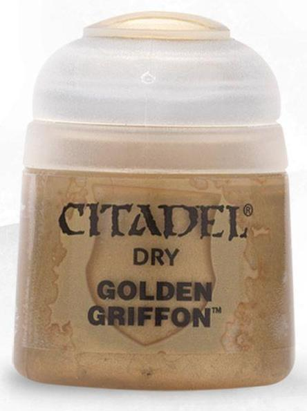 Citadel Paints - Golden Griffon
