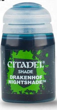 Citadel Paints - Drakenhof Nightshade
