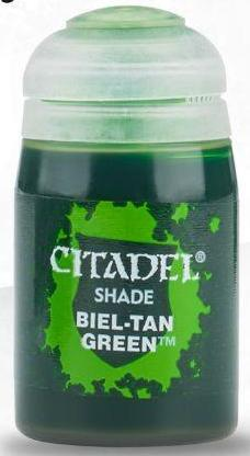 Citadel Paints - Biel-Tan Green