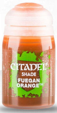 Citadel Paints - Fuegan Orange