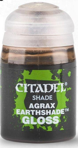 Citadel Paints - Agrax Earthshade Gloss