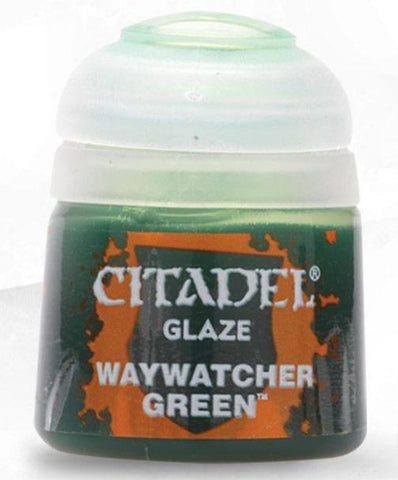 Citadel Paints - Waywatcher Green