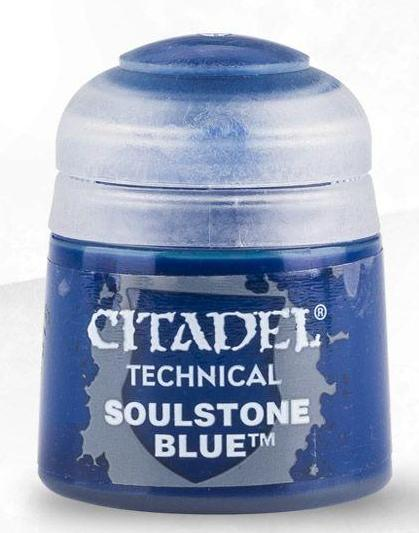 Citadel Paints - Soulstone Blue