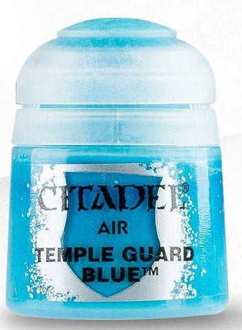 Citadel Paints - Temple Guard Blue (Air)