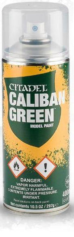 Caliban Green Spray