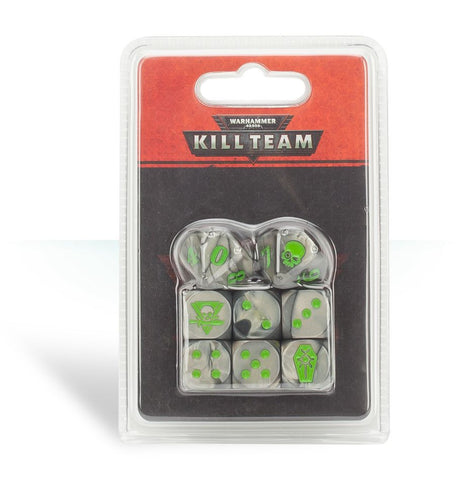 Kill Team Necrons Dice