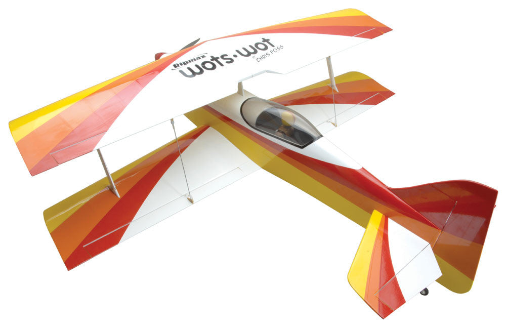 Ripmax WOTs WOT Nitro or Electric RC Plane - ARTF