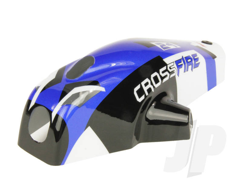 Replacement Canopy (Blue): Ares Crossfire