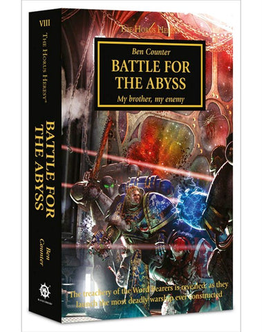Black Library Battle for the Abyss: Book 8