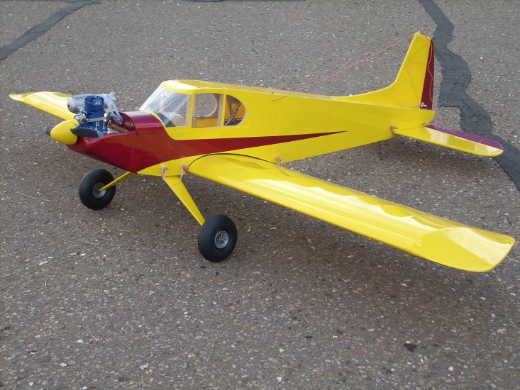 Low wing version of the Ben Buckle Super 60