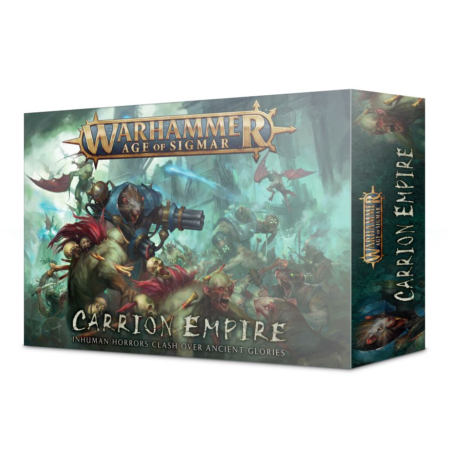 Warhammer Age Of Sigmar Carrion Empire