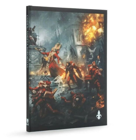 Warhammer 40K Codex: Adepta Sororitas (Collector's Edition)