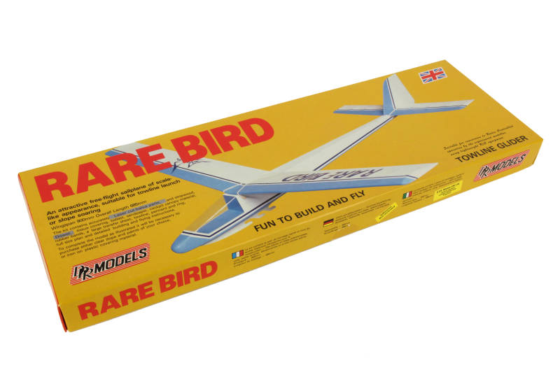 DPR Rare Bird (Rubber Powered)