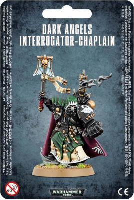 Warhammer 40K Dark Angels Interrogator-Chaplain