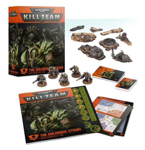 Kill Team: The Dolorous Strain – Death Guard Kill Team