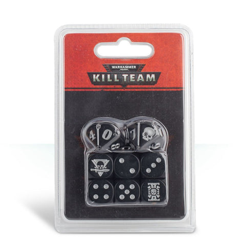 Kill Team Death Watch Dice