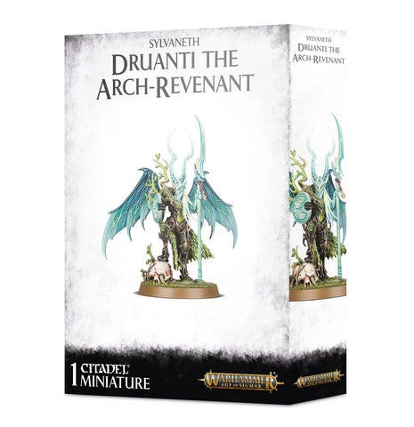 Warhammer Age Of Sigmar Druanti the Arch-Revenant