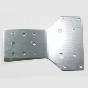 FTX SIdewinder Aluminium Front Bottom Plate (1PC)