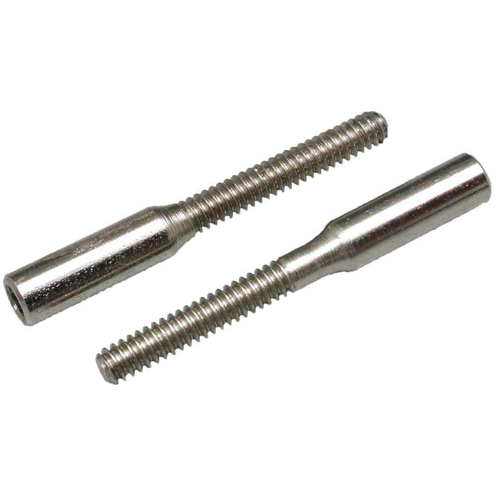 Great Planes 4-40 Solder-On Threaded Couplers