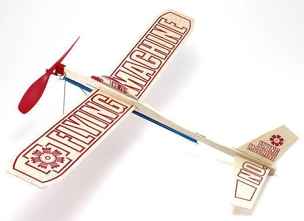 Guillows Flying Machine Balsa Kit