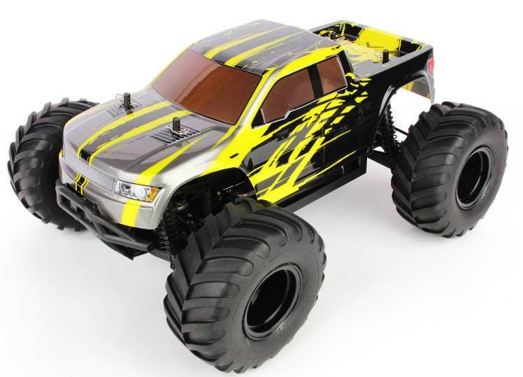 Haiboxing 1:10 RTR Electric 4WD Volcano Truck