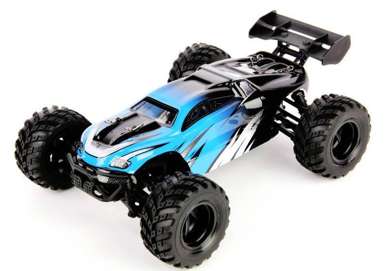 Haiboxing 1:18 RTR Electric 4WD Hailstorm Truggy (USB Charger)
