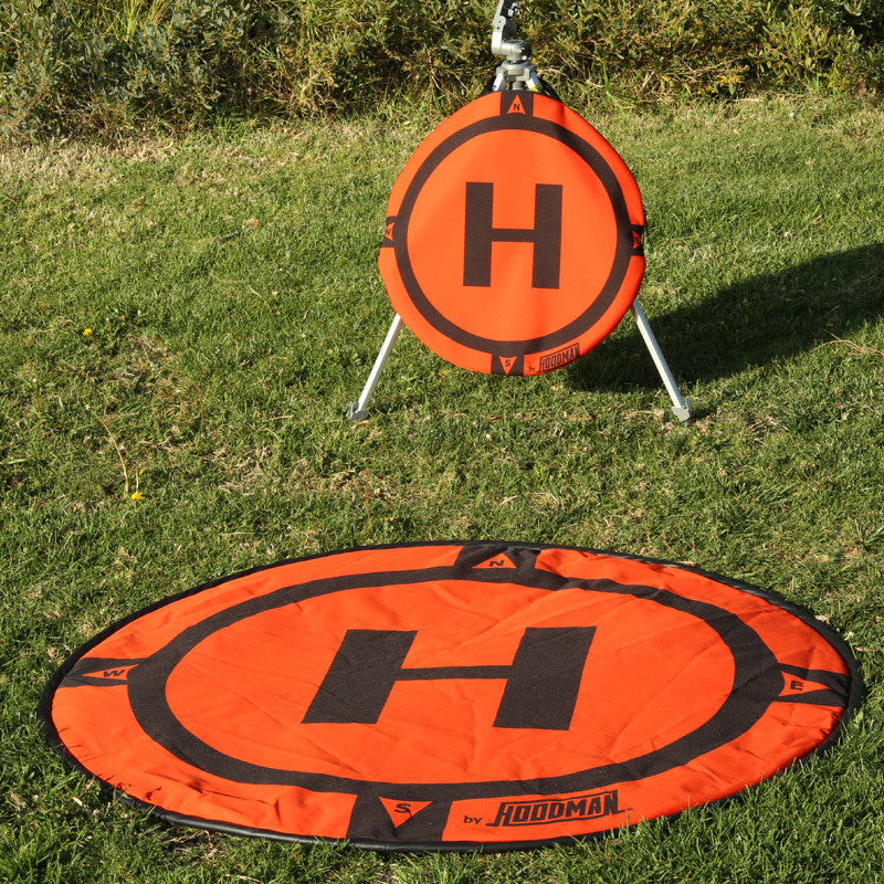Hoodman 3 Foot Diameter Drone Launch Pad