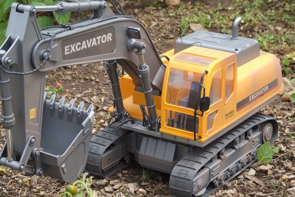 Hobby Engine RC Excavator