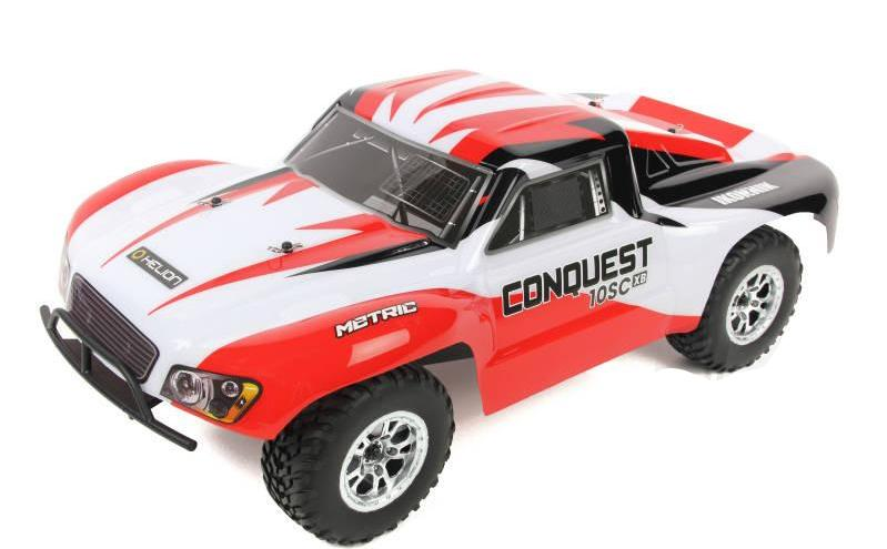 Helion Conquest 10SC XB 2WD RTR Electric Brushed (UK-EU)