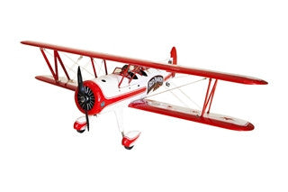 Seagull Model Stearman Red Baron Pizza Squadron 20cc - SEA277