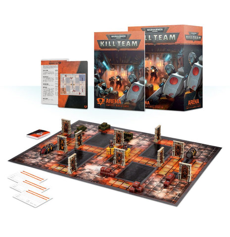 Warhammer 40K: Kill Team: Arena – Competitive Gaming Expansion