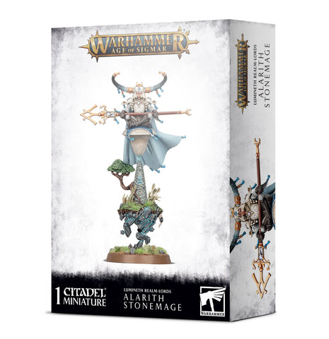 Warhammer Age of Sigmar Realm-Lords Stonemage