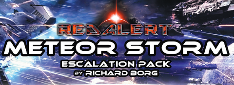 Red Alert:  Meteor Storm Escalation Pack