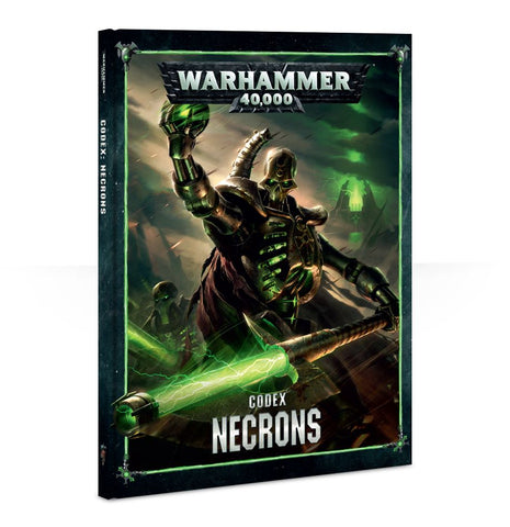 Warhammer 40K Codex: Necrons