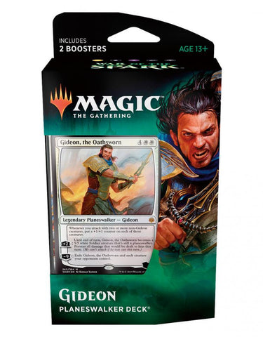MTG: War of the Spark Planeswalker Deck - Gideon