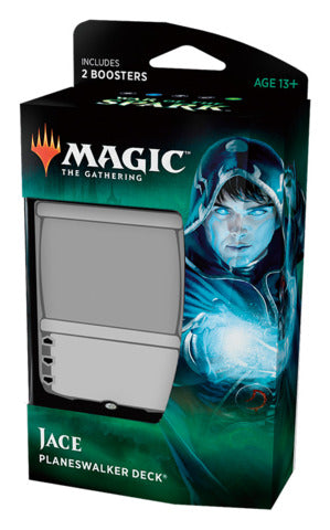 MTG: War of the Spark Planeswalker Deck - Jade