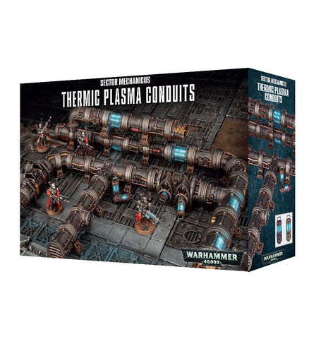 Warhammer 40K Thermic Plasma Conduits