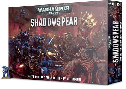 Warhammer 40K ShadowSpear Boxed Set