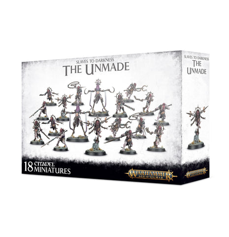 Warhammer Age of Sigmar Slaves to Darkness The Unmade