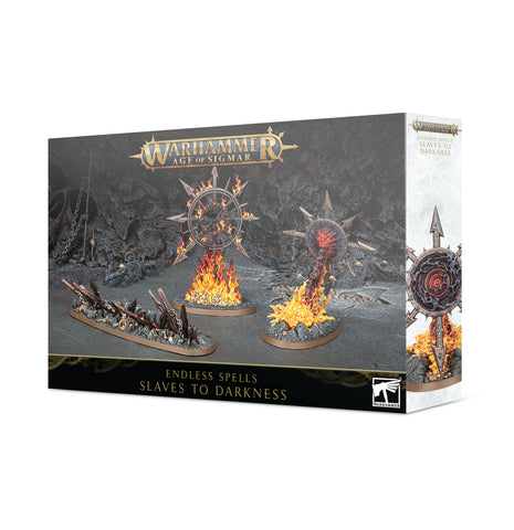 Warhammer Age of Sigmar Endless Spells: Slaves to Darkness