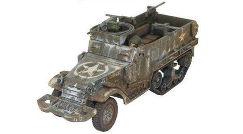 Bolt Action M3A1 Half-Track (Plastic)