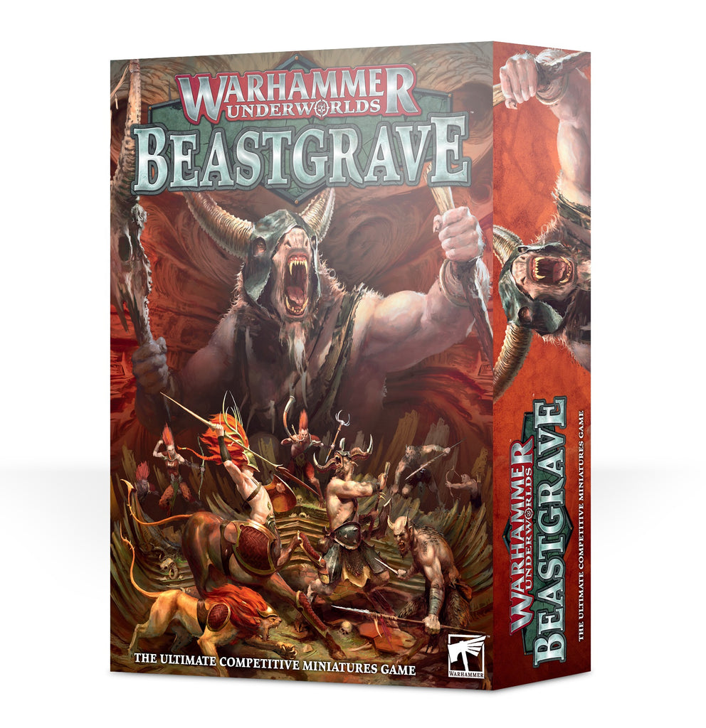 Warhammer Underworlds: Beastgrave. Inc. Free Limited Edition Holo cards