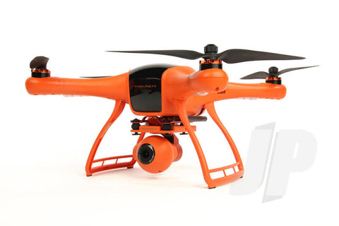 Minivet FPV Quad with GPS, 5 LCD Screen and 3 Axis Gimbal