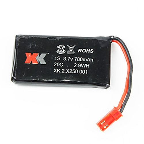 XK Innovations X260 LiPo Battery 730mAh 3.7v