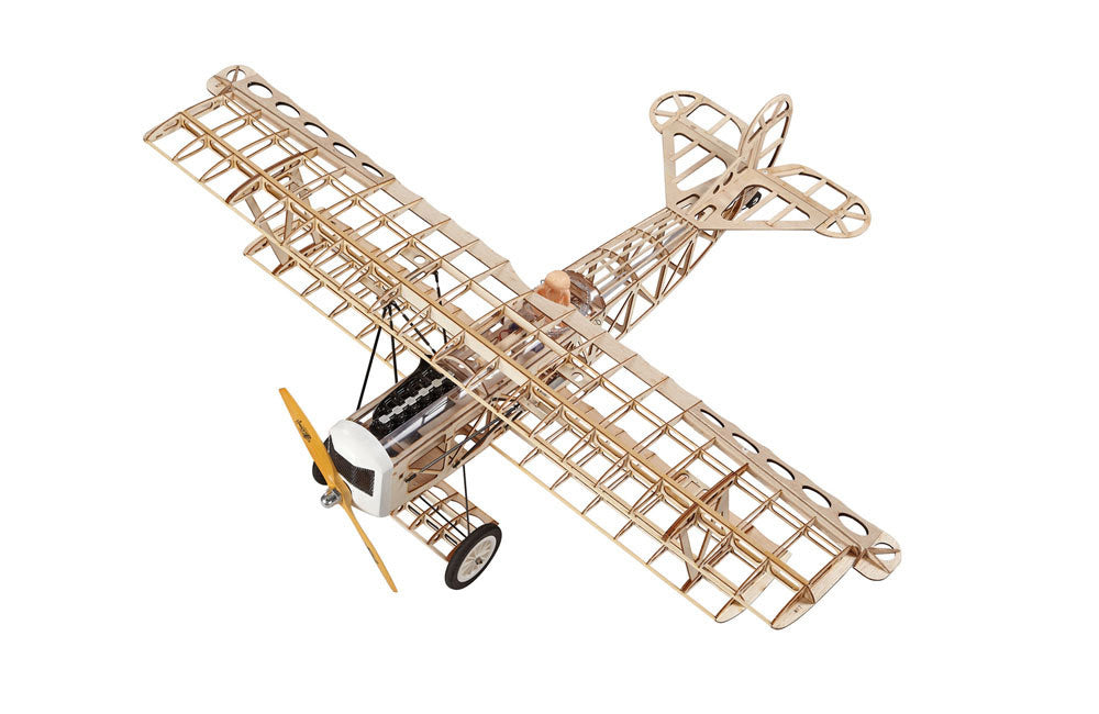 Super Flying Model Fokker DVII EP Kit