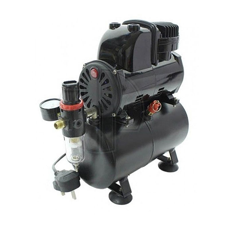 Badger Compressor With Anti Pulsation Air Tank (BA1100)