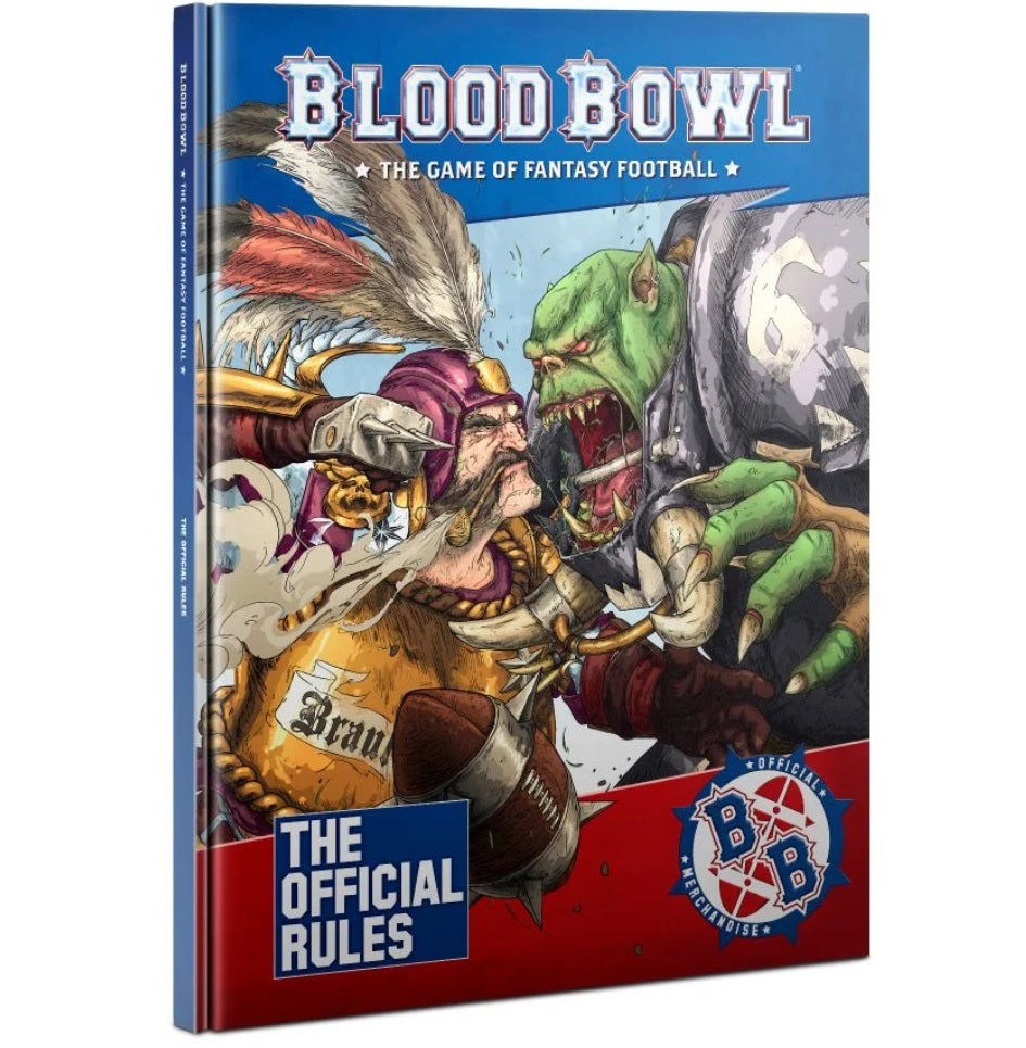 Blood Bowl –  The Official Rules 2nd Season Edition