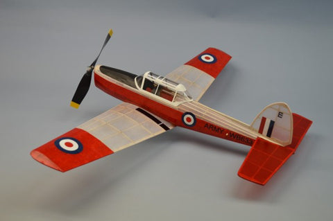 Dumas De Havilland Chipmunk Balsa Kit