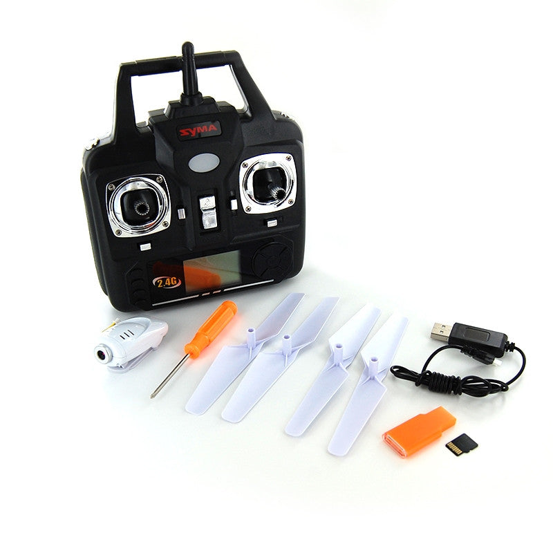 controlelr and accessories for syma x5sc